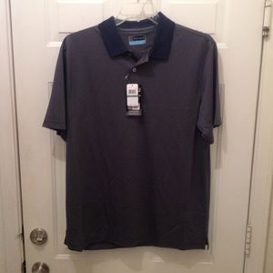 Men's PGA tour Large golf shirt dri-fit